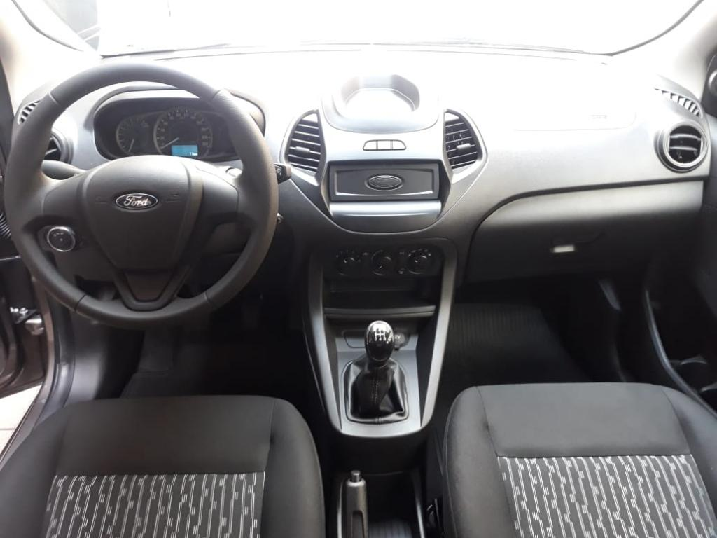 FORD Ka Hatch 1.0 12V 4P S FLEX, Foto 5