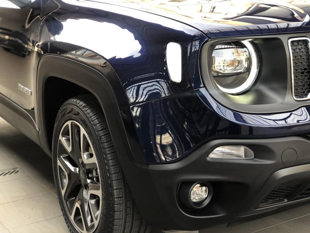JEEP Renegade 1.8 16V 4P FLEX LONGITUDE AUTOMÁTICO, Foto 10