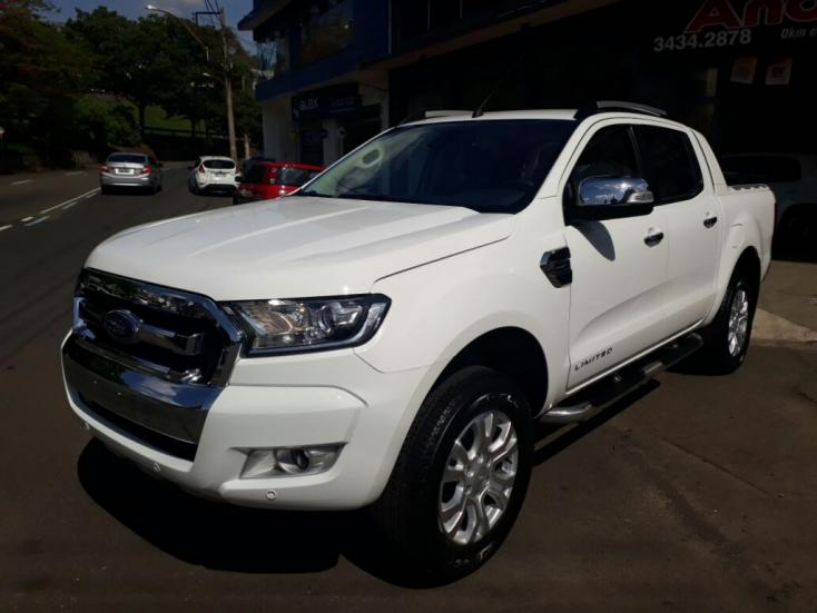 FORD Ranger 3.2 L CABINE DUPLA 4X4 LIMITED AUTOMÁTICO, Foto 1