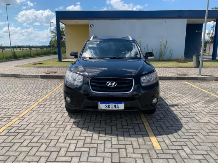 HYUNDAI Santa Fé 3.5 V6 24V 4P 285CV AUTOMÁTICO, Foto 3