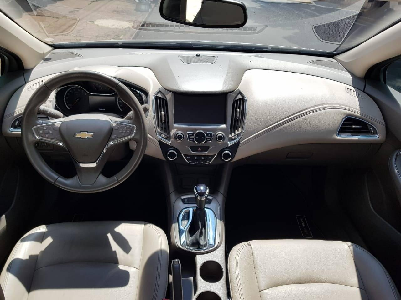 CHEVROLET Cruze Sedan 1.4 16V 4P LTZ FLEX TURBO AUTOMÁTICO, Foto 7