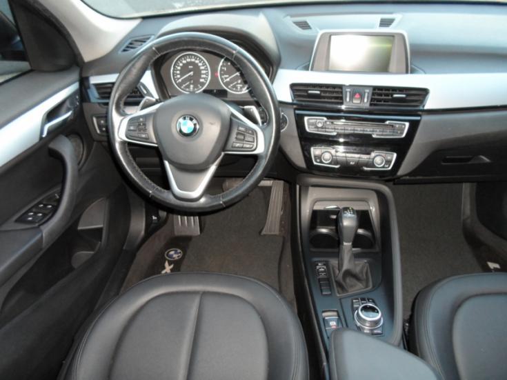 BMW X1 2.0 16V 4P SDRIVE 20I ACTIVEFLEX TURBO AUTOMÁTICO, Foto 11
