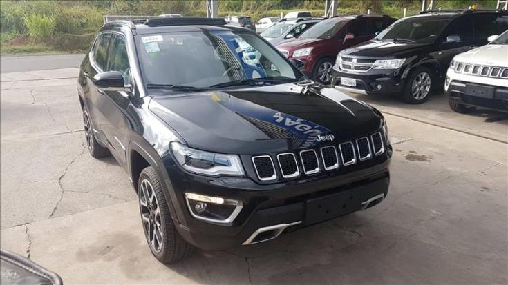 JEEP Compass 2.0 16V 4P LIMITED TURBO DIESEL 4X4 AUTOMÁTICO, Foto 3