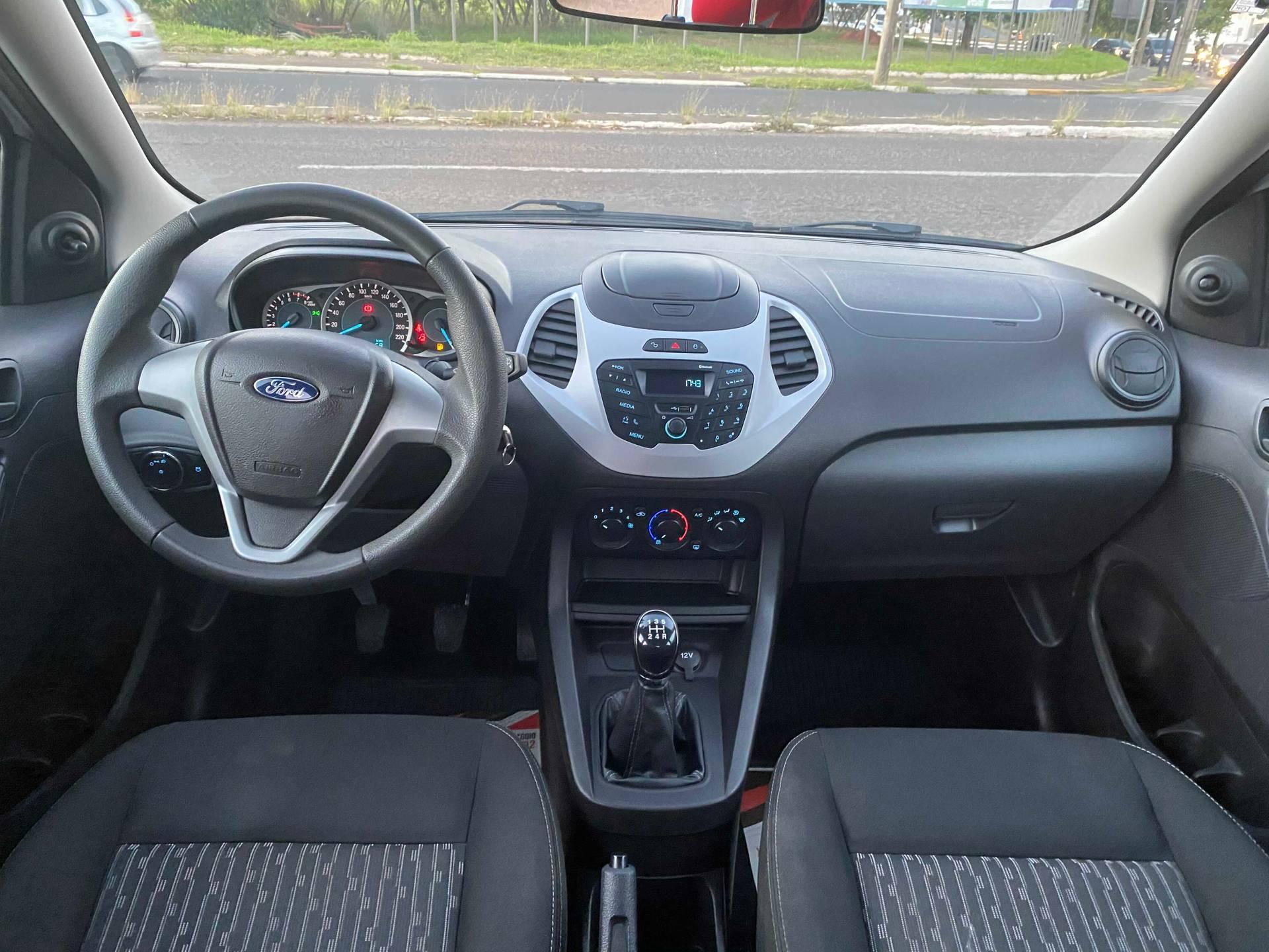 FORD Ka Hatch 1.5 12V 4P TI-VCT SE PLUS FLEX, Foto 12