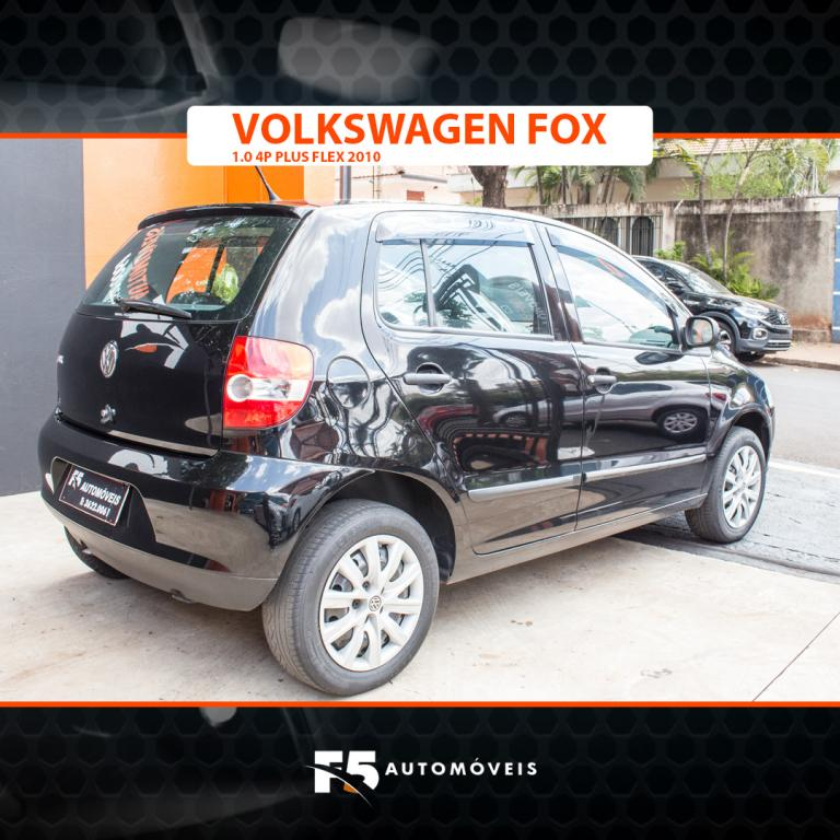 VOLKSWAGEN Fox 1.0 4P PLUS FLEX, Foto 4