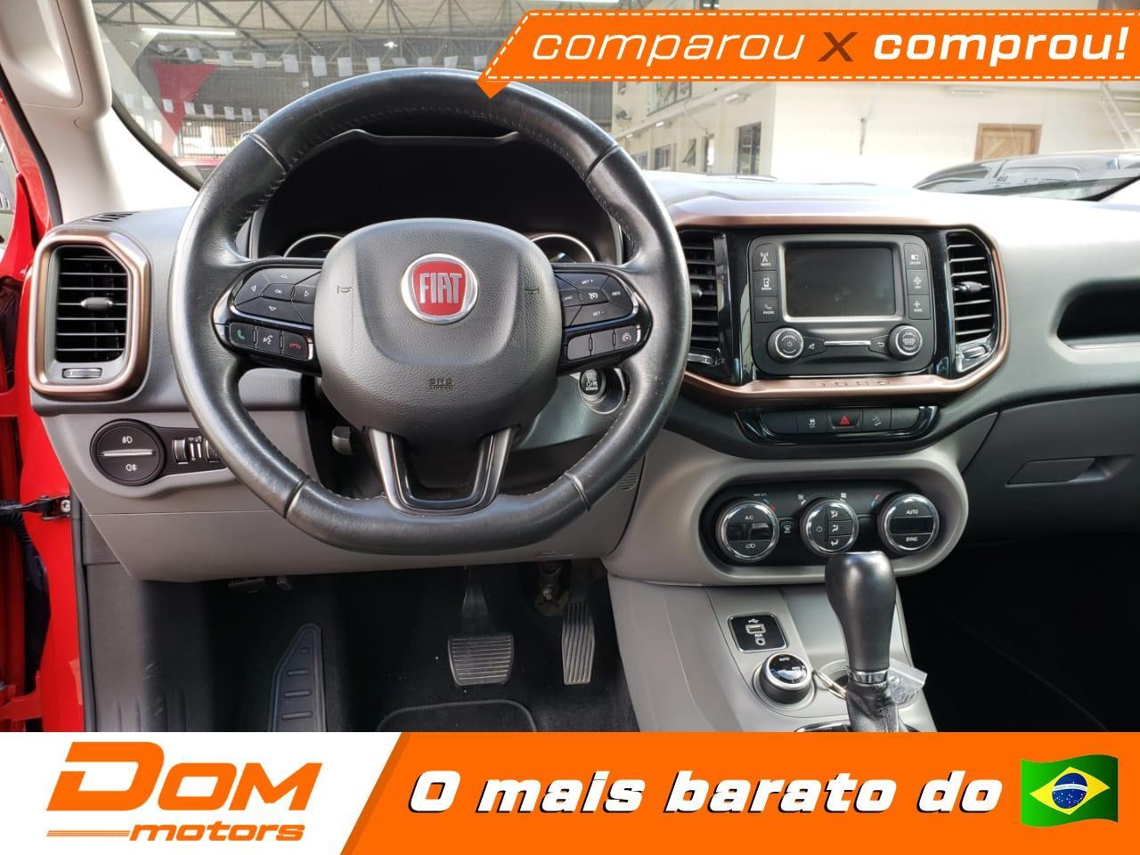 FIAT Toro 2.0 16V 4P 4WD VOLCANO TURBO AUTOMÁTICO, Foto 2