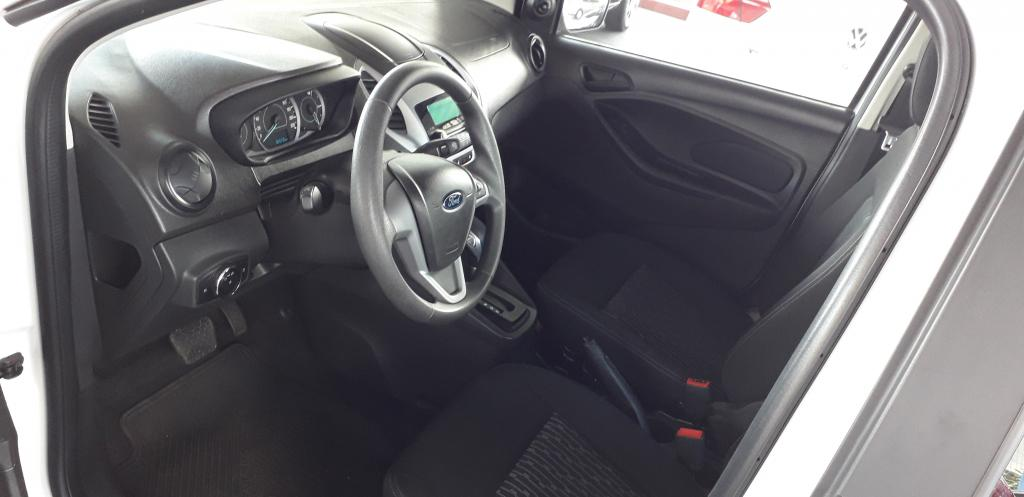 FORD Ka + Sedan 1.5 12V 4P TI-VCT SE PLUS FLEX AUTOMÁTICO, Foto 6