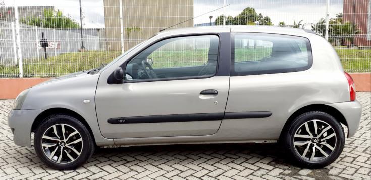 RENAULT Clio Hatch 1.0 16V HI FLEX CAMPUS, Foto 2