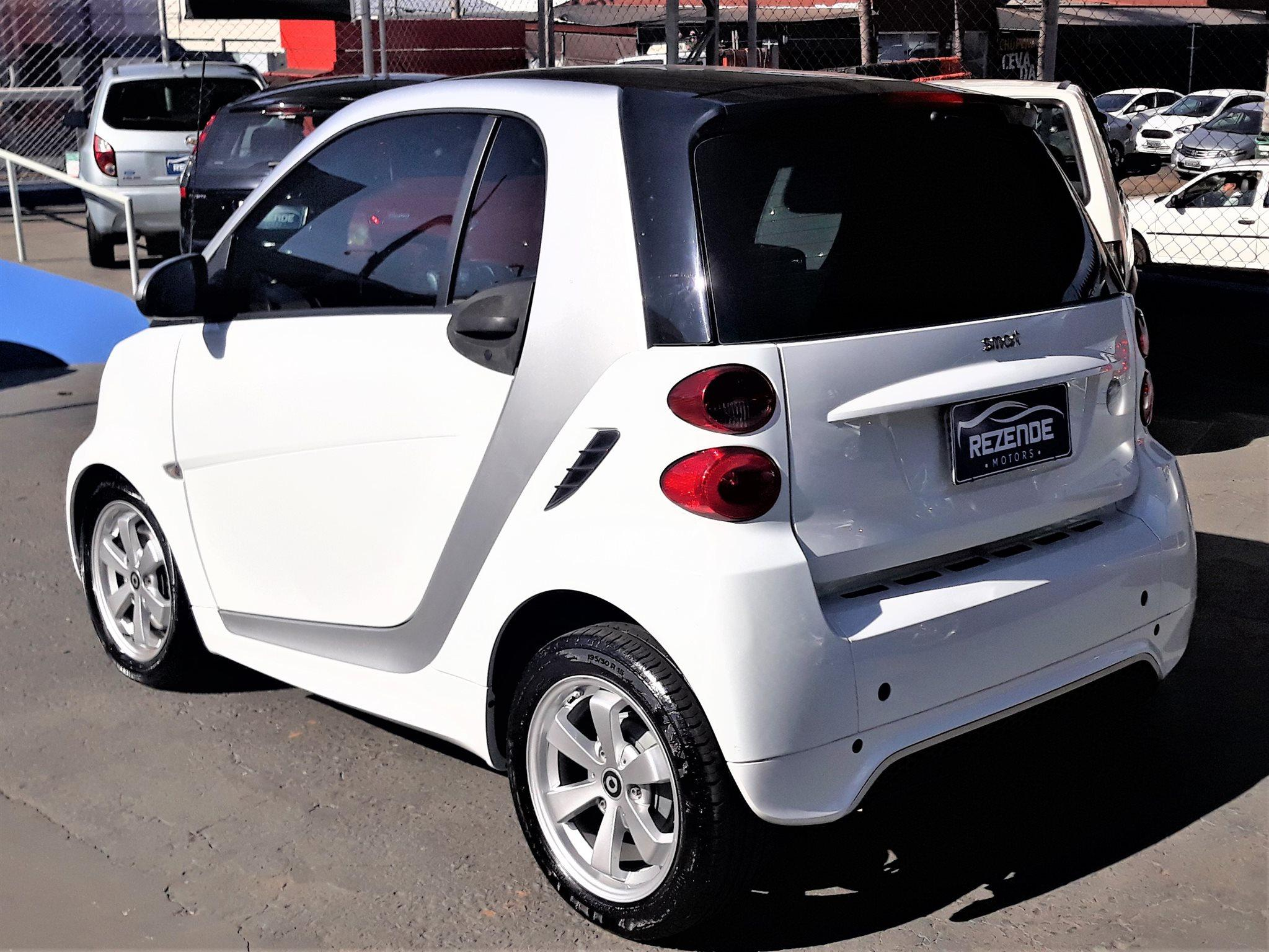 SMART Fortwo 1.0 12V 3 CILINDROS PASSION COUPÊ  TURBO AUTOMÁTIC, Foto 6