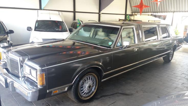 FORD Lincoln 5.0 V8 LIMOUSINE, Foto 2