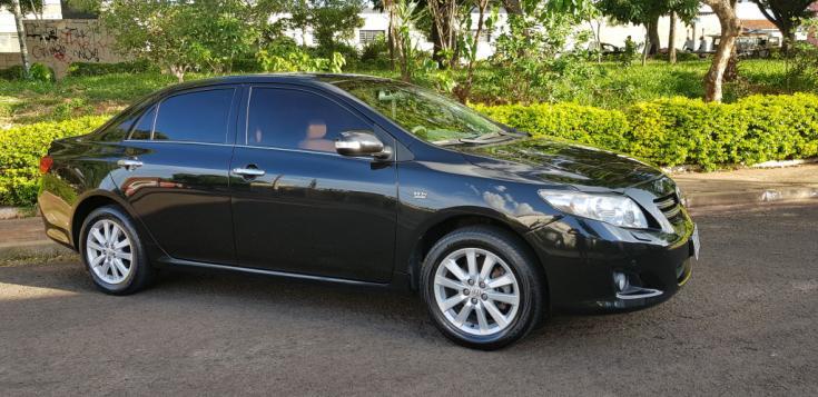 TOYOTA Corolla 1.8 16V 4P SEG FLEX AUTOMÁTICO, Foto 4