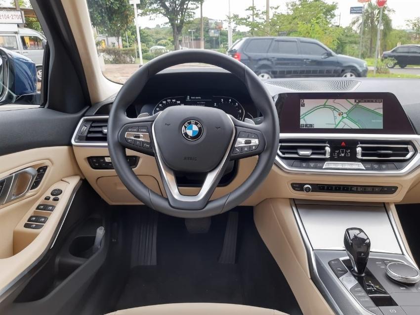 BMW 320I 2.0 16V 4P GP TURBO ACTIVE FLEX AUTOMÁTICO, Foto 7