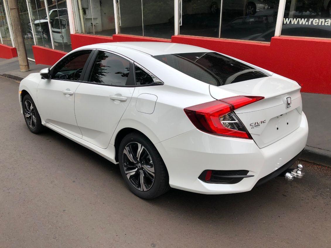 HONDA Civic 2.0 16V 4P EX FLEX  AUTOMÁTICO CVT, Foto 12