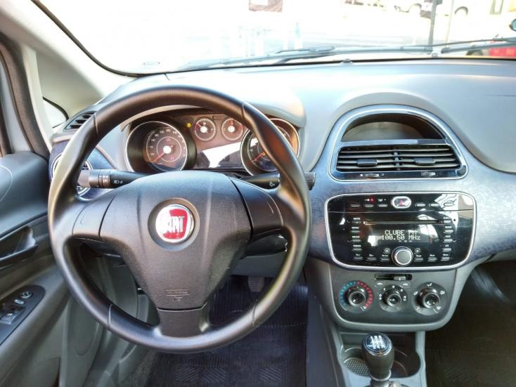 FIAT Punto 1.4 4P FLEX ATTRACTIVE ITALIA, Foto 7