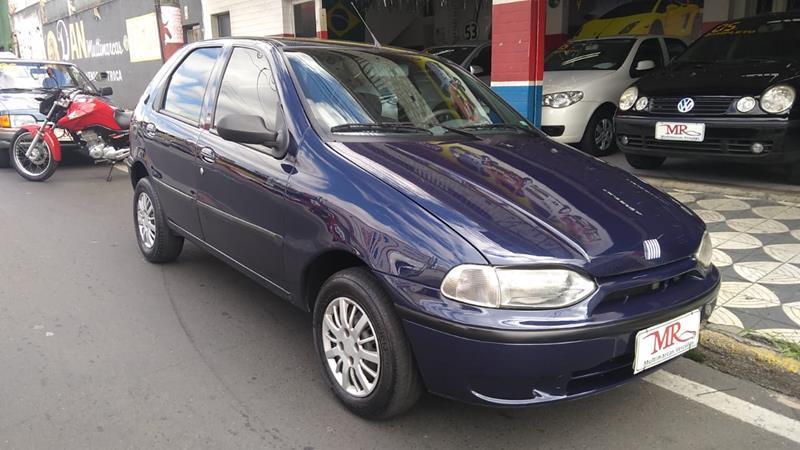 FIAT Palio 1.0 16V 4P EDX, Foto 2