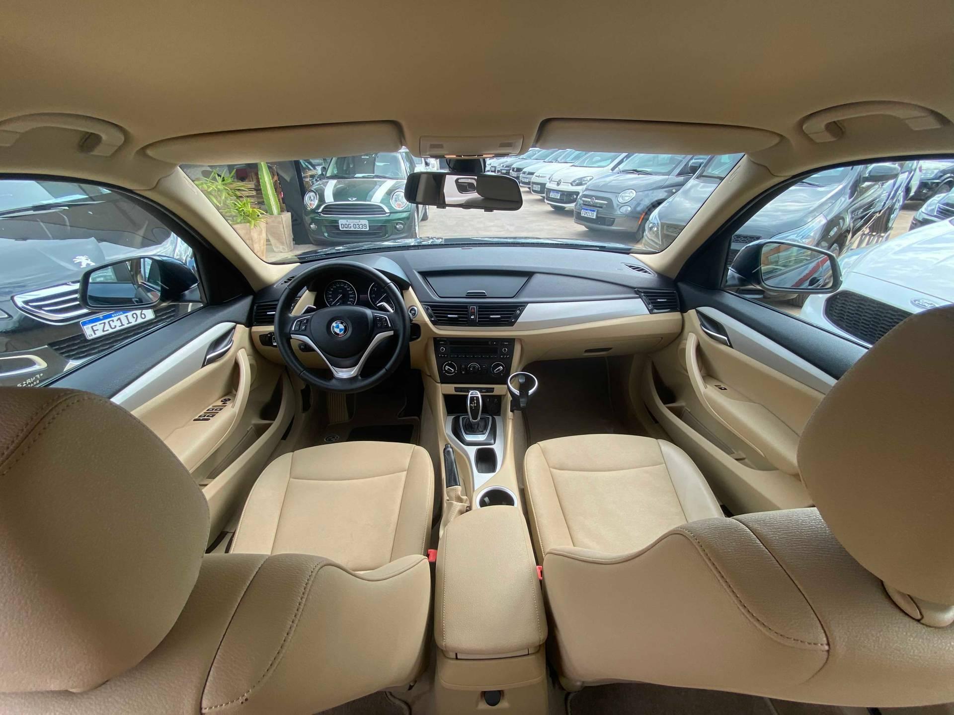 BMW X1 2.0 16V 4P S DRIVE 20I X-LINE AUTOMÁTICO, Foto 9