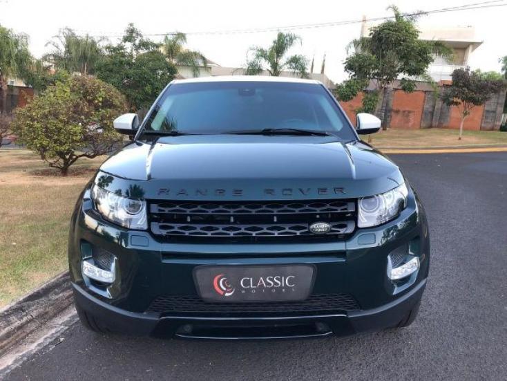 LAND ROVER Range Rover Evoque 2.2 16V 4P SDA PRESTIGE 4X4 AUTOMÁTICO, Foto 2
