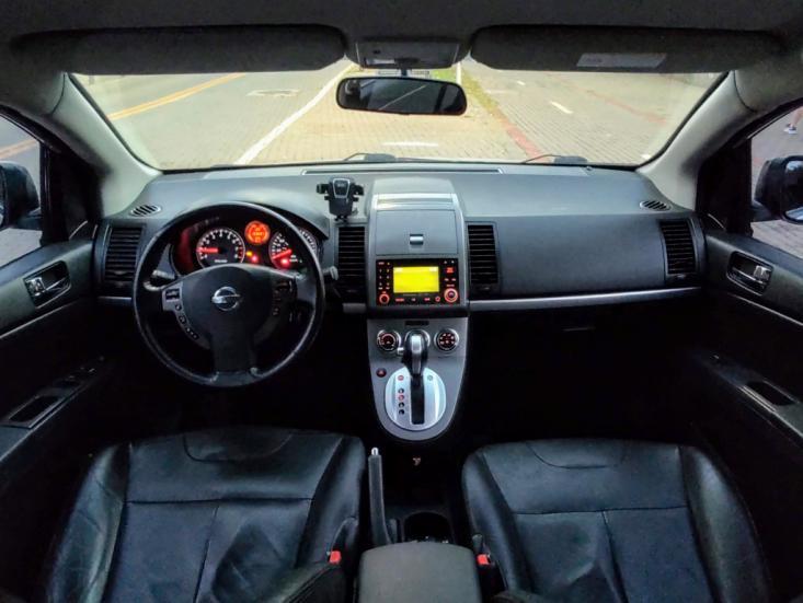 NISSAN Sentra 2.0 16V 4P S AUTOMÁTICO CVT, Foto 13