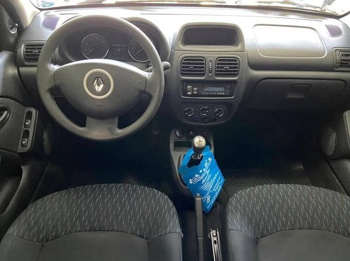 RENAULT Clio Hatch 1.0 16V 4P FLEX EXPRESSION, Foto 6
