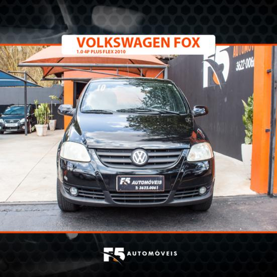 VOLKSWAGEN Fox 1.0 4P PLUS FLEX, Foto 6