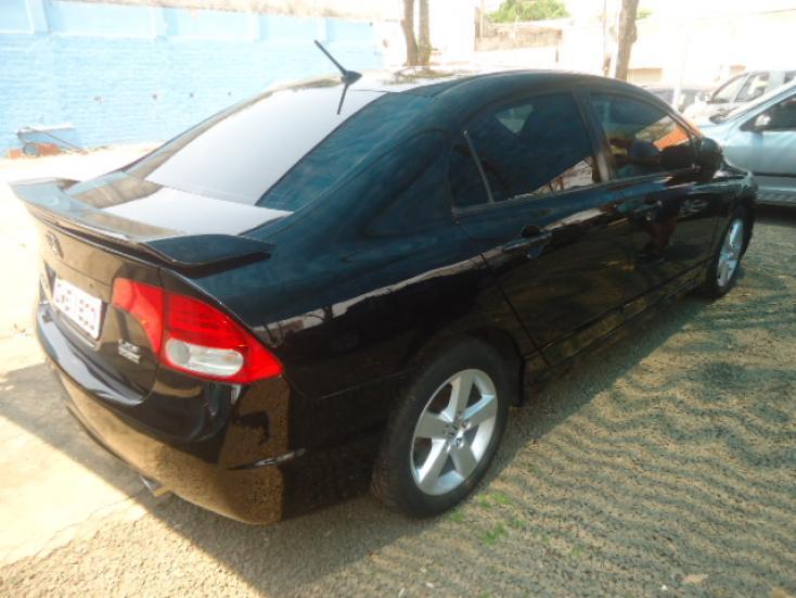 HONDA Civic 1.8 16V 4P FLEX LXS, Foto 7