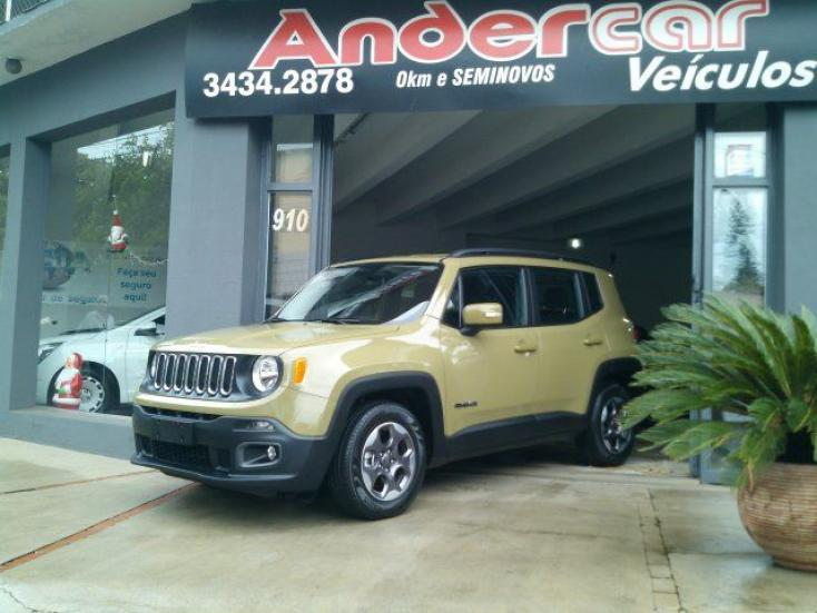 JEEP Renegade 1.8 16V 4P FLEX, Foto 7