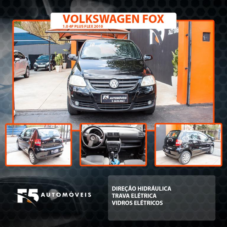 VOLKSWAGEN Fox 1.0 4P PLUS FLEX, Foto 1