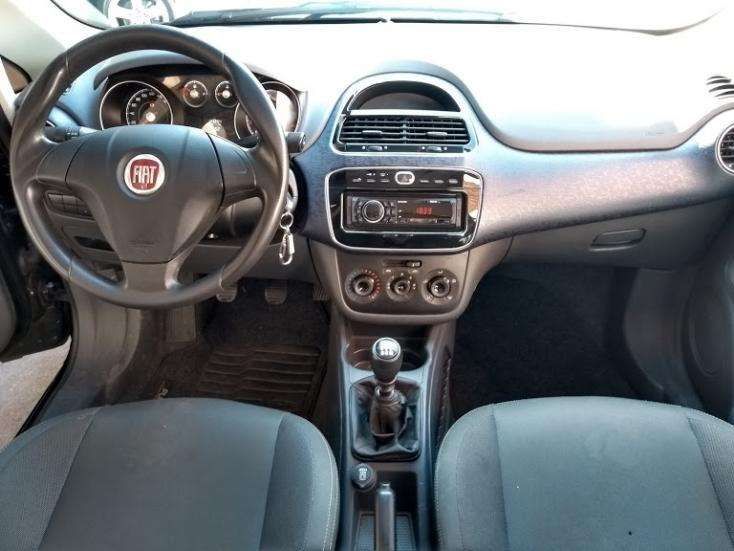 FIAT Punto 1.4 4P ATTRACTIVE FLEX, Foto 10