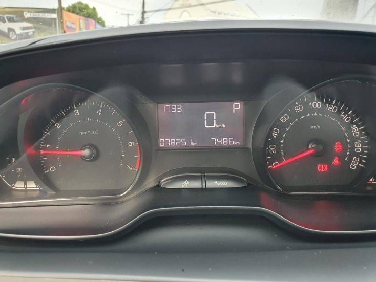 PEUGEOT 2008 1.6 16V 4P FLEX ALLURE AUTOMÁTICO, Foto 10
