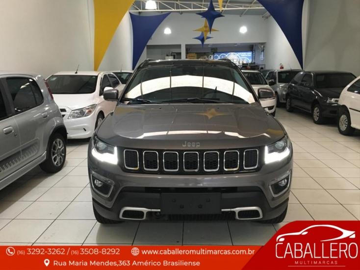 JEEP Compass 2.0 16V 4P LIMITED TURBO DIESEL 4X4 AUTOMÁTICO, Foto 16