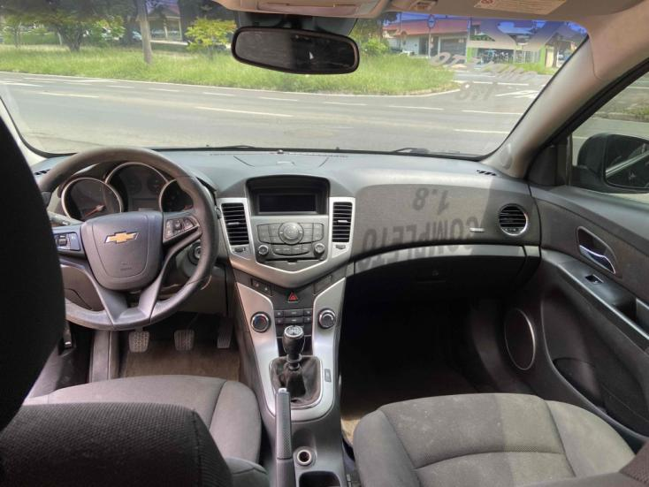 CHEVROLET Cruze Sedan 1.8 16V 4P LT ECOTEC FLEX, Foto 7