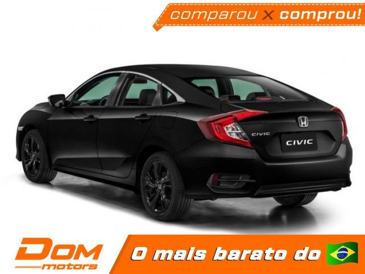HONDA Civic 2.0 16V 4P SPORT FLEX  AUTOMÁTICO CVT, Foto 2