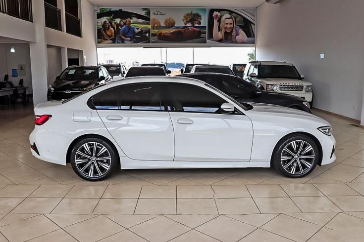 BMW 320I 2.0 16V 4P GP TURBO AUTOMÁTICO, Foto 2
