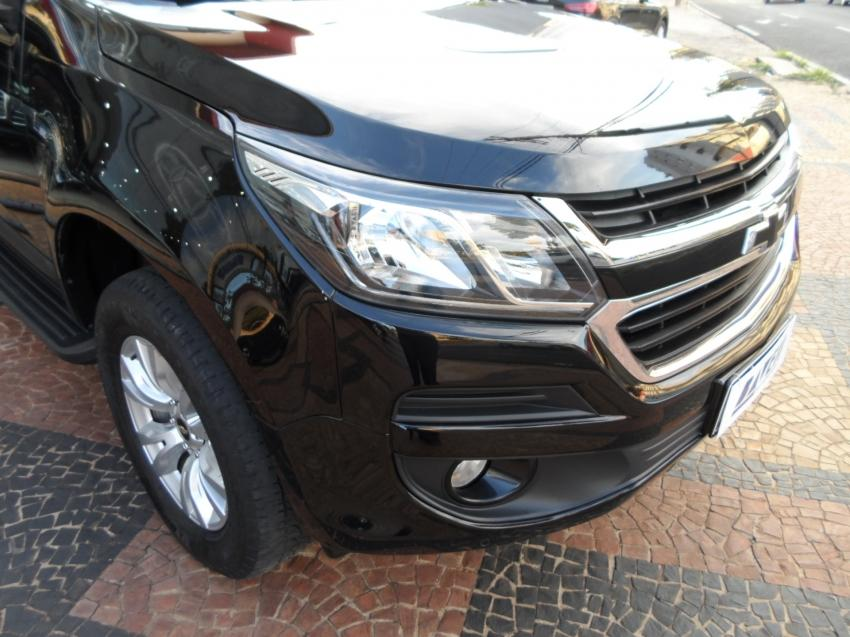 CHEVROLET Trailblazer 2.8 16V 4P LTZ 4X4 TURBO DIESEL AUTOMÁTICO, Foto 8