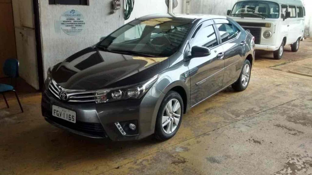 TOYOTA Corolla 1.8 16V 4P GLI FLEX AUTOMÁTICO, Foto 5