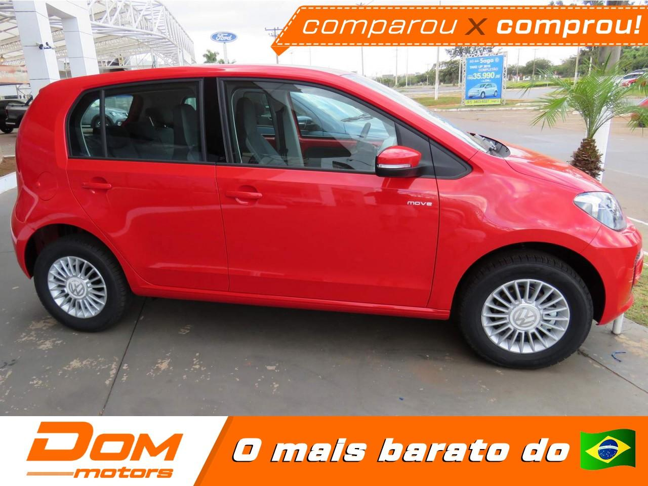 VOLKSWAGEN UP 1.0 12V TSI CONNECT FLEX, Foto 2