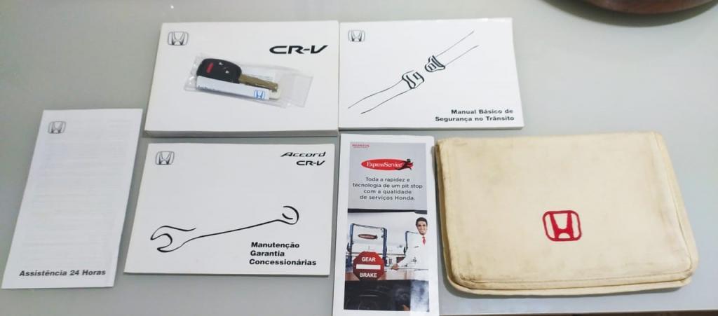 HONDA CRV 2.0 16V 4P EXL 4WD AUTOMÁTICO, Foto 14
