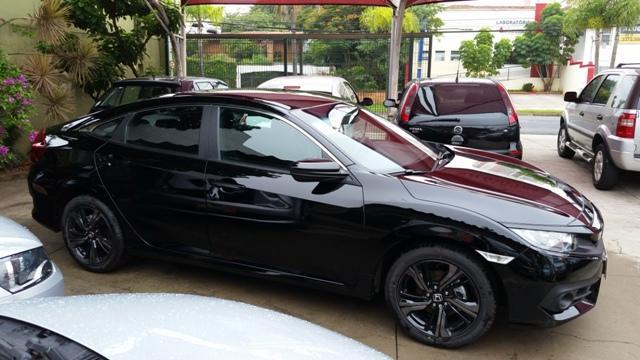 HONDA Civic 2.0 16V 4P SPORT FLEX, Foto 3