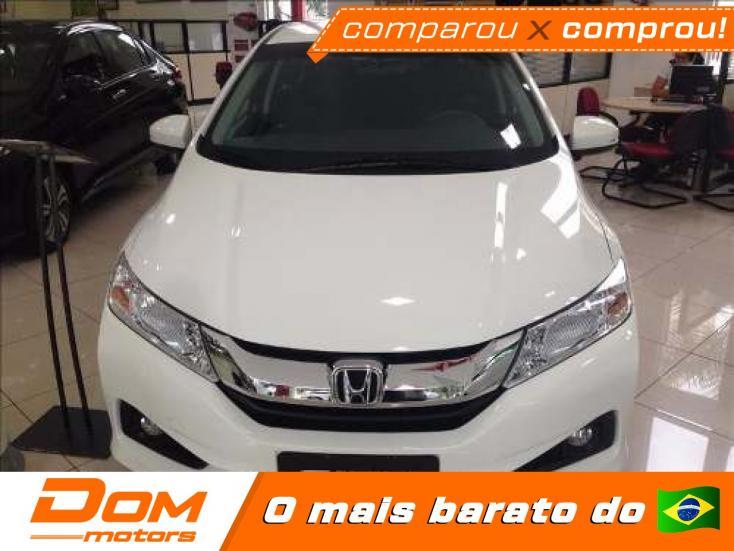 HONDA City 1.5 16V 4P EX FLEX AUTOMÁTICO, Foto 3