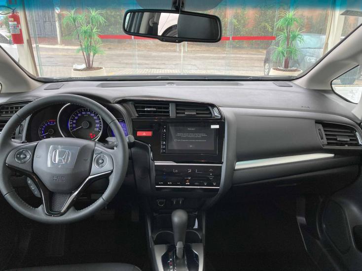 HONDA WR-V 1.5 16V 4P EXL FLEXONE AUTOMÁTICO CVT, Foto 7