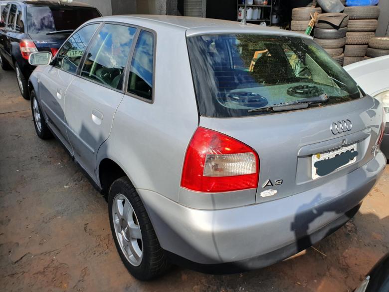 Audi A3 1 8 T 150cv Prata 2003