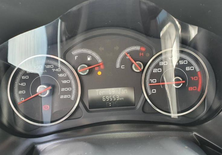 FIAT Grand Siena 1.4 4P EVO ATTRACTIVE FLEX, Foto 10