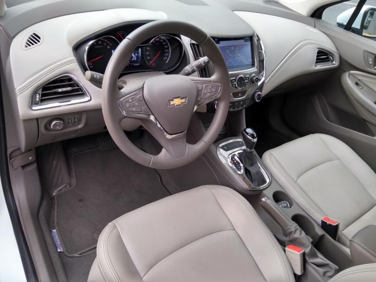 CHEVROLET Cruze Hatch 1.4 16V 4P LT SPORT6 TURBO FLEX AUTOMÁTICO, Foto 8