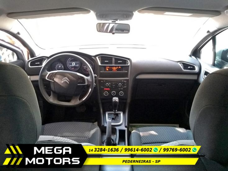 CITROEN C4 Sedan 2.0 16V 4P FLEX LOUNGE TENDANCE AUTOMÁTICO, Foto 5
