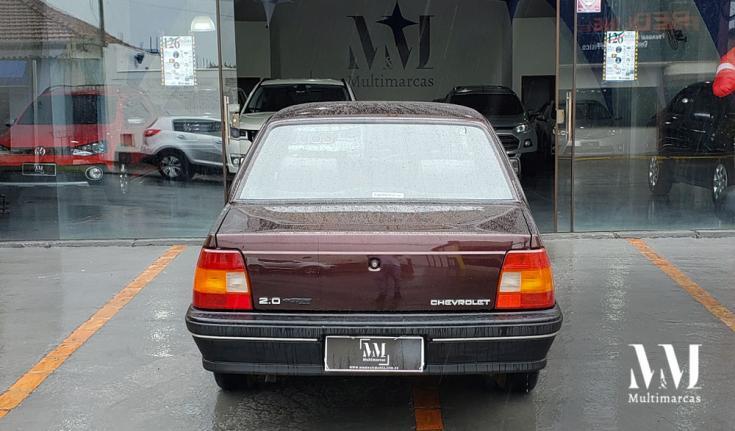 CHEVROLET Monza Sedan 2.0 4P ÁLCOOL SL/E, Foto 6