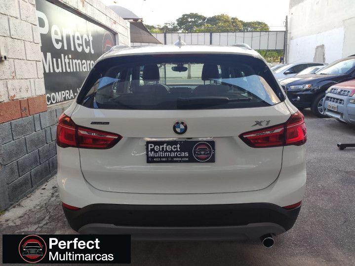 BMW X1 2.0 16V 4P SDRIVE 20I ACTIVEFLEX TURBO AUTOMÁTICO, Foto 7