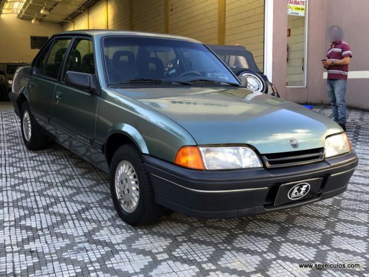 CHEVROLET Monza Sedan 2.0 4P EFI SL/E, Foto 11