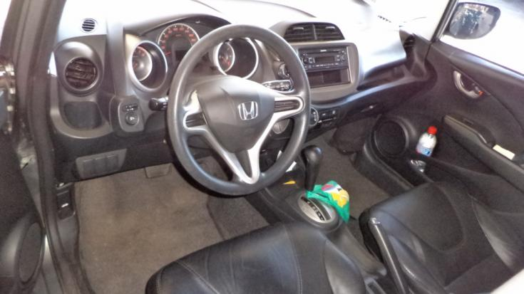 HONDA Fit 1.4 4P LX AUTOMÁTICO, Foto 3