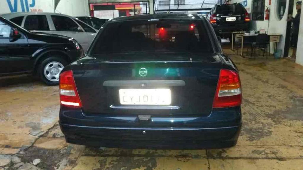 CHEVROLET Astra Sedan 2.0 4P GLS, Foto 4