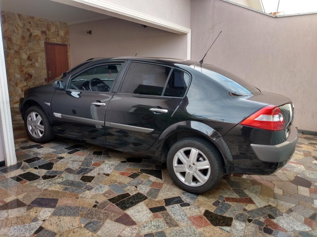 RENAULT Megane Sedan 1.6 16V 4P FLEX DYNAMIQUE, Foto 3